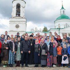 Краснотурьинцы совершили паломничество в Верхотурье