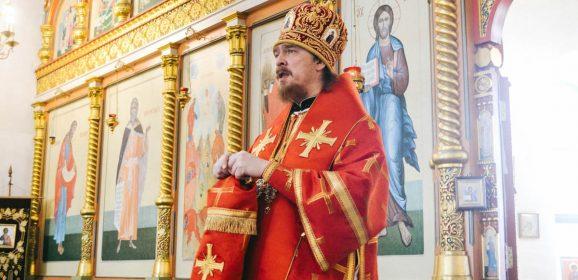 Пасхальное послание Преосвященного Алексия, епископа Серовского и Краснотурьинского