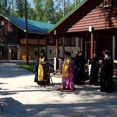 При монастыре Царственных страстотерпцев состоялось открытие реабилитационного центра «Царский»