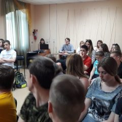 Серовские школьники поговорили о Великой Отечественной войне