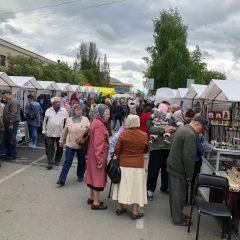 Первая православная выставка-ярмарка