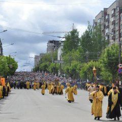 Сосьвинские прихожане приняли участие в Великорецком крестном ходе