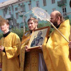 Православные верующие Серова отметили 1030-ю годовщину Крещения Руси