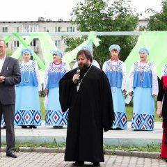 Праздничный концерт в Краснотурьинске ко Дню Крещения Руси