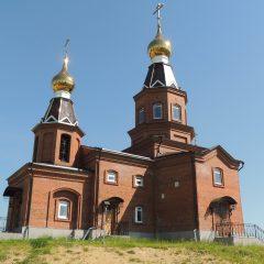 Епископ Алексий совершил Литургию в праздник Боголюбской иконы Божией Матери