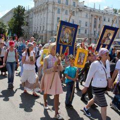 16 июля днем в Екатеринбурге состоится Малый Царский крестный ход