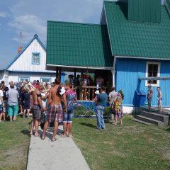Сосьвинцы встретили юбилей Крещения Руси