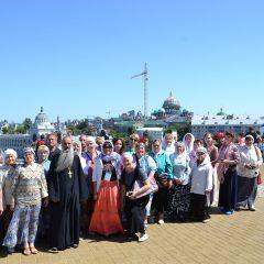 Автобусный тур по святым местам России