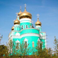 В Серовскую епархию прибыла икона с частицей мощей блаженной Матроны Московской