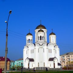 Главный храм Серовской епархии получил статус собора