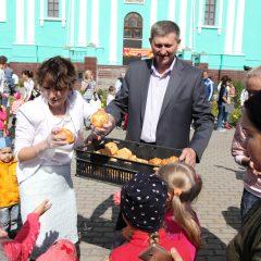 Праздник хлеба в Краснотурьинске