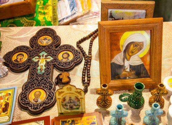 В Серове проходит православная выставка-ярмарка