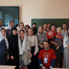 В Серове прошёл первый съезд православной молодёжи