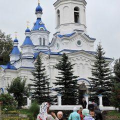 Выпускники нижнетуринской взрослой воскресной школы совершили паломничество в Алапаевск