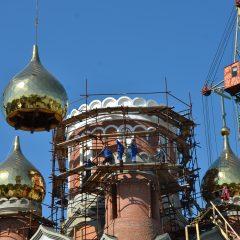 Североуральцы ждут новый храм