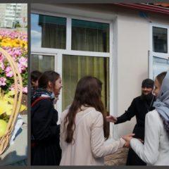 Молодёжь Карпинска побывала на престольном празднике в Серове