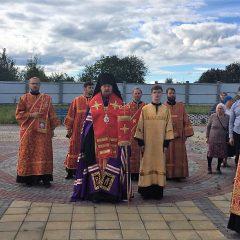 Преосвященный Алексий совершил Всенощное бдение в канун престольного праздника женской обители Краснотурьинска
