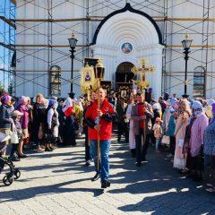 В Серове отметили престольный праздник кафедрального собора