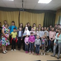 В Серове прошел цикл духовных бесед с монахиней из Минска