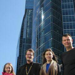 Представители Серовской епархии приняли участие в молодёжном форуме в Москве
