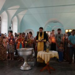 День Крещения Руси в Крапинске
