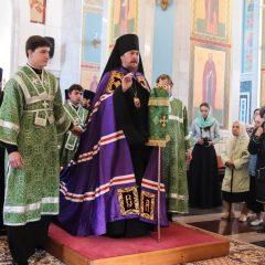 Преосвященный Алексий совершил Литургию в Краснотурьинске
