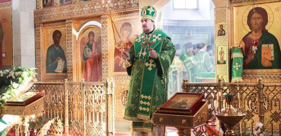 Престольный праздник и подписание соглашения с администрацией в Краснотурьинске