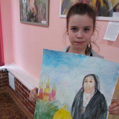 В Нижней Туре начали иллюстрирование жития прославленного священномученика