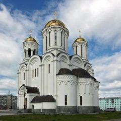 Серовская епархия приглашает всех принять участие в Крещенских праздниках
