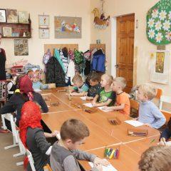 В Воскресной школе Краснотурьинска начался новый учебный год