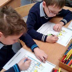 В Преображенском кафедральном соборе действует воскресная школа для детей дошкольного возраста