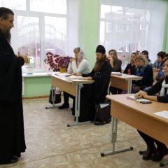 Руководитель отдела по утверждению трезвости принял участие в Рождественских чтениях Серовской епархии