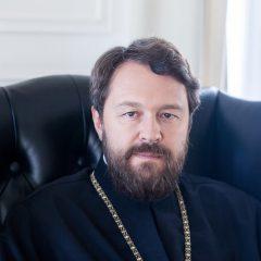 Митрополит Волоколамский Иларион назвал решение Константинопольского Синода «беззаконным деянием»