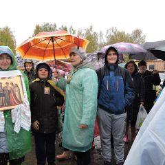 Нижнетуринцы приняли участие в слёте чтецов и алтарников Екатеринбургской митрополии