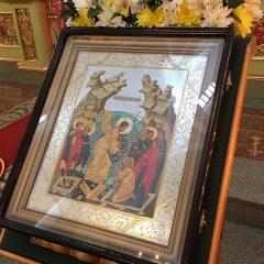 Преосвященный Алексий совершил Литургию в праздник Покрова Пресвятой Богородицы