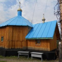 Община храма ИК-63 отметила свой девятый день рождения