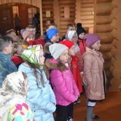 Экскурсии для школьников в храме города Ивдель