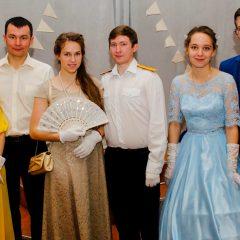 Молодёжь Серовской епархии приняла участие в епархиальном осеннем балу в Екатеринбурге