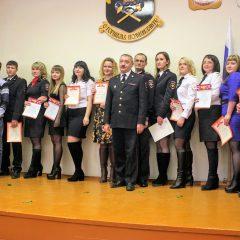 Празднование в честь Дня Российской полиции в городе Североуральске