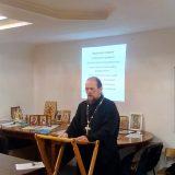 В Спасо-Преображенском кафедральном соборе обсудили вопросы духовного просвещения