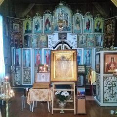 Жители Сосьвы поклонились прибывшим в посёлок святыням