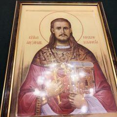 Преосвященный Алексий совершил Всенощное бдение в канун дня памяти священномученика Александра Нижнетурьинского