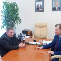 Преосвященный Алексий провёл встречу с Главой Серовского городского округа