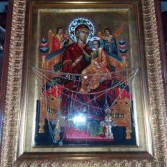 В сосьвинский храм святого Николая Чудотворца прибудут святыни