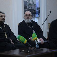 Историю отношений Москвы, Киева и Константинополя в формате диспута обсудили в Екатеринбургской епархии