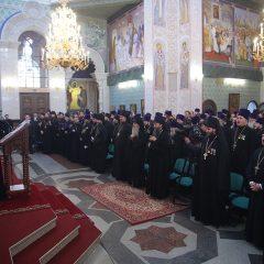Епископ Алексий принял участие в традиционном годовом собрании Екатеринбургской епархии
