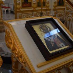 Престольный праздник Никольского храма в Волчанске