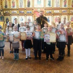 Конкурс чтецов в новолялинской Воскресной школе