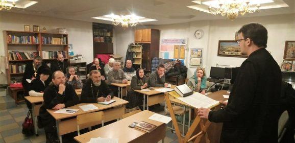 В Серове обсудили опыт миссионерского служения на приходе