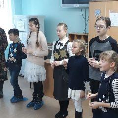 Воспитанники воскресных школ Краснотурьинска посетили больницы
